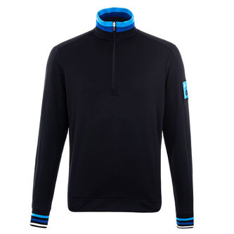 Bunker Mentality Tri Colour 1/4 Zip Golf Windtop - Image 1