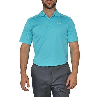 Nike Golf Dry Fit Tech Golf Shirt - Gamma Blue - Image 1