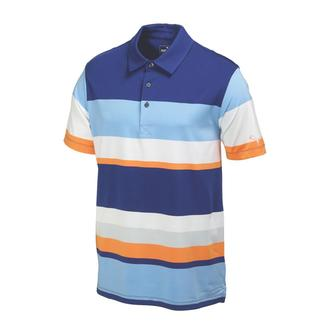 Puma Junior Road Map Polo - Sodalite Blue - Image 1
