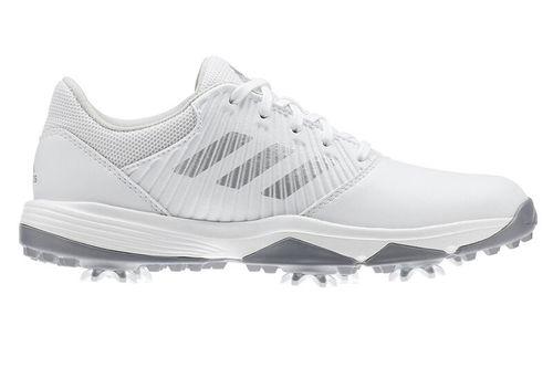 adidas Golf CP Traxion Junior Golf Shoes - Image 1