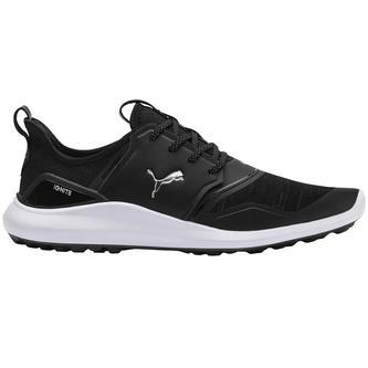 Puma IGNITE NXT Lace Golf Shoes - Black - Image 1