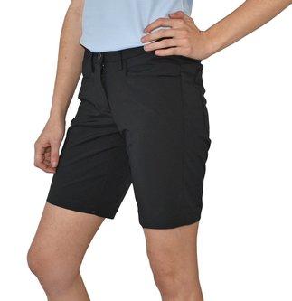 Abacus Women's Cleek Golf Shorts - Black - Image 1
