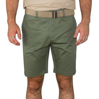 Cross Byron Shorts - Lichen Green - Image 1