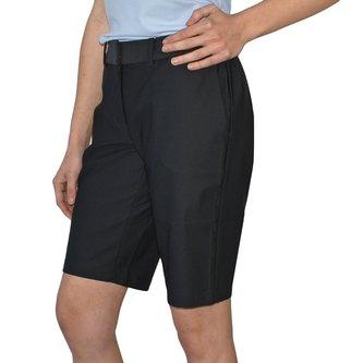 Nike Golf Women's Tournament Bermuda Golf Shorts - Black - Image 1