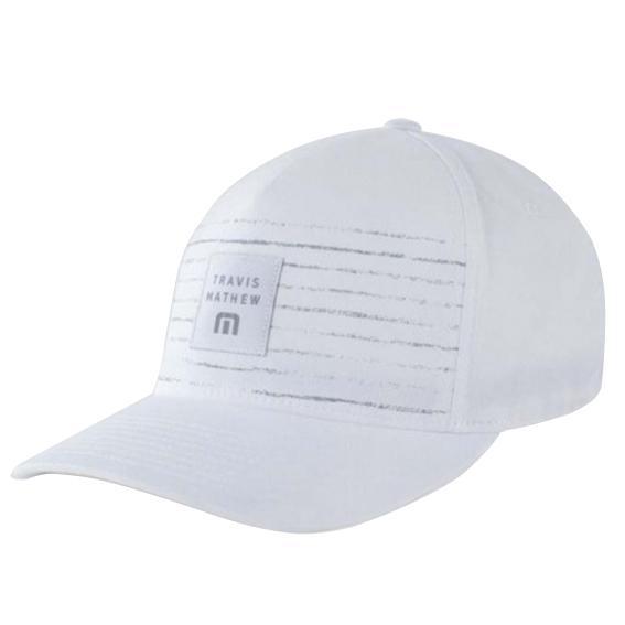 Travis Mathew Edmiston Hat - White - Image 1