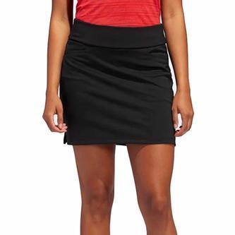 adidas Golf Women's Ultimate Skirt - Black - Image 1