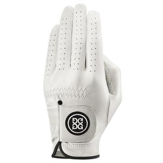 G/Fore Men's Left Golf Glove - Snow - Image 1