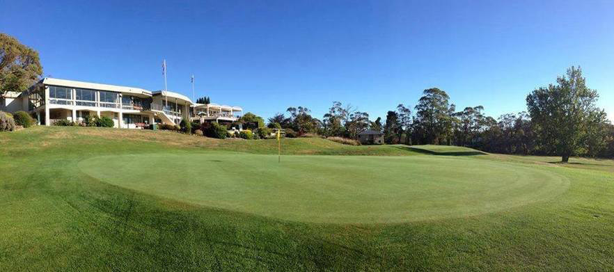 18 Holes For Two With Cart & Beverages at Wentworth Falls