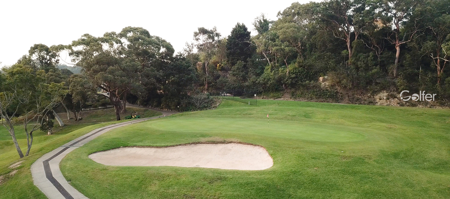 18 Holes For Four With a Drink Each at Chatswood Golf Club.