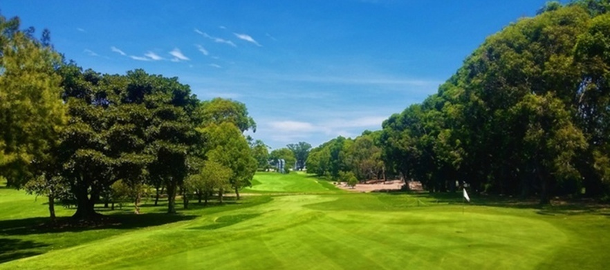 18 Holes For FOUR in a Cart at Woolooware Golf Club