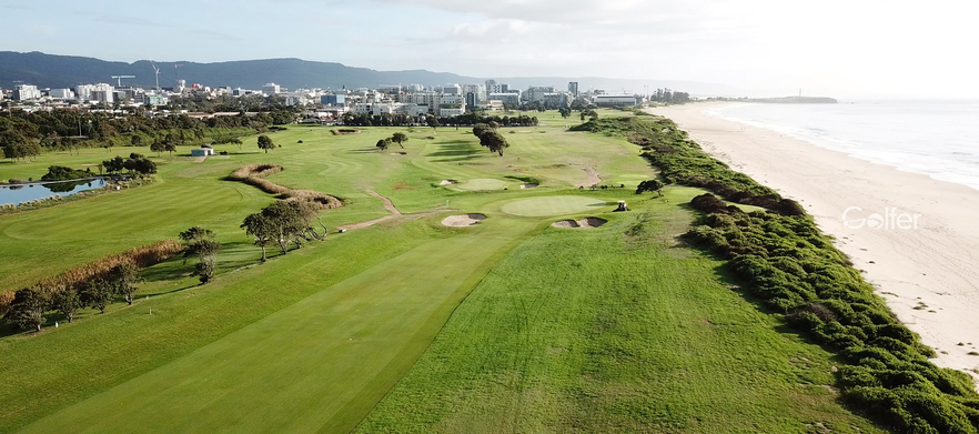 18 Holes For Two in a Shared Cart With a Drink Each Afterwards at Wollongong Golf Club.