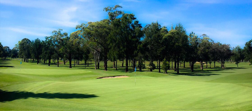 18 Holes for 2 at the Stunning Richmond Golf Club With a Shared Cart & Beers