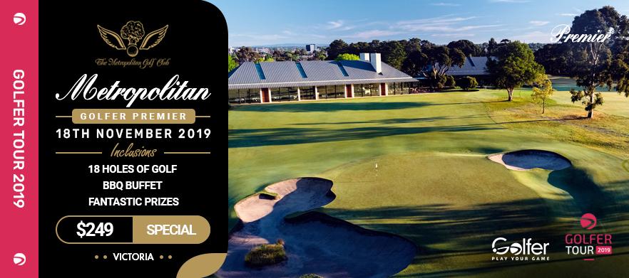 Metropolitan Golfer Classic 2019