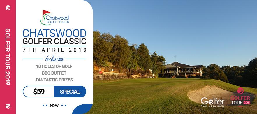 Chatswood Golfer Classic 2019