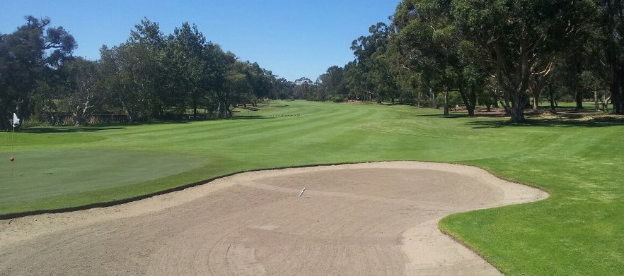 18 Holes for Two in a Cart With Range Balls at Busselton Golf Club!