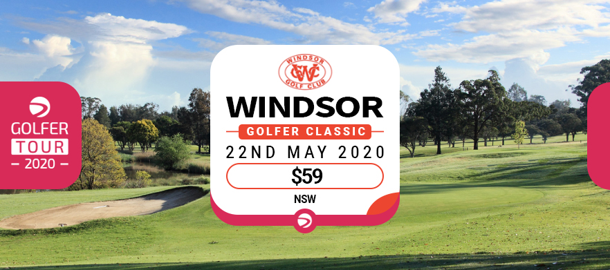 Windsor Golf Day Fri 22nd May