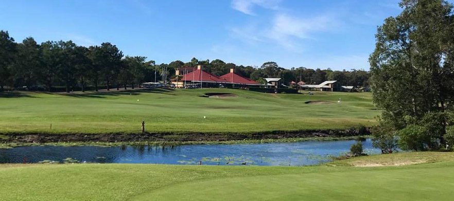 18 Holes For Two in a Cart at Horizons Golf Resort
