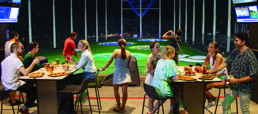 Topgolf Gold Coast - 2 Hour Golfing Experience Up To 6 Players - Monday - Thursday