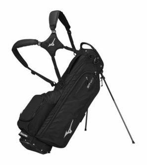 New Mizuno 2019 BR-D3 Golf Stand Bag - Black G5161 - Image 1