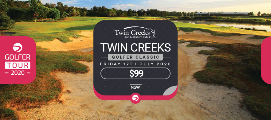 Twin Creeks Golf & Country Club Golf Day 17th July