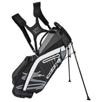New Cobra UL20 Ultralight Golf Stand Bag - Black G5340 - Image 1