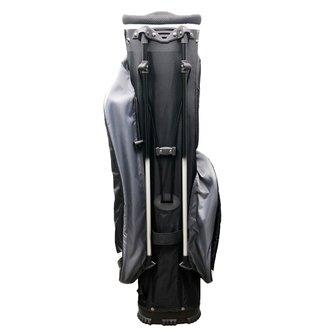 New NXG LEXOR Golf Stand Bag Black / Charcoal G5345 - Image 3