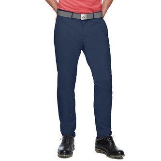 KJUS Ike Tailored Fit Golf Pants - Atlanta Blue - Image 1