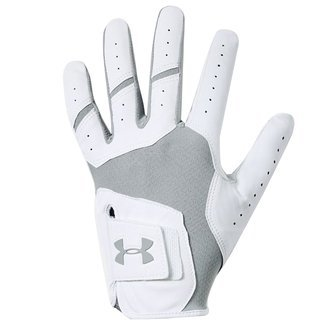 Under Armour Iso-Chill Golf Glove - Steel - Image 1