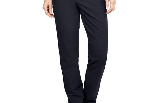 Under Armour Women's Links Golf Pants - Black - Image 1