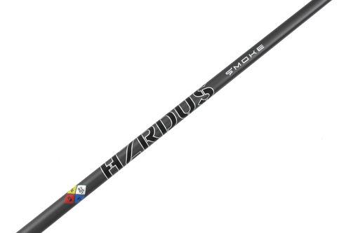 "HZRDUS SMOKE BLACK DRIVER SHAFT 70 GRAM X-STIFF + ADAPTER & GRIP 46"" SH4763 [Adapter: NO ADAPTER INSTALLED] - Image 1"