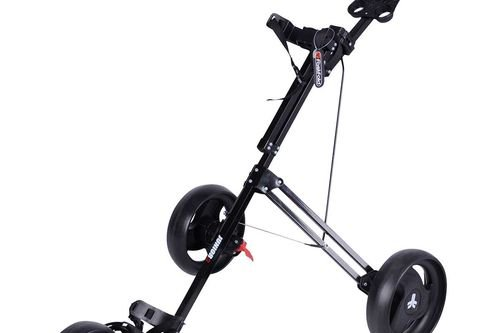 Fastfold 3 Wheel Push Junior Golf Trolley - Image 1