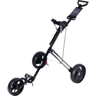 Fastfold 3 Wheel Push Junior Golf Trolley - Image 1