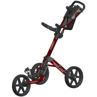 Fastfold Mission 5.0 3 Wheel Push Golf Trolley - Image 1
