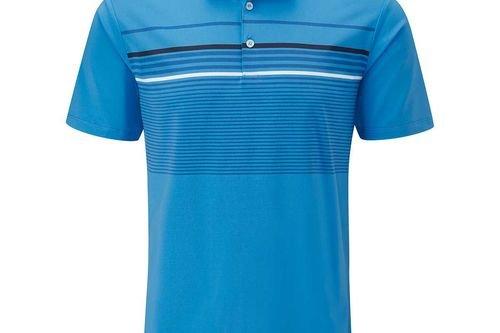 PING Spencer Golf Polo Shirt - Image 1