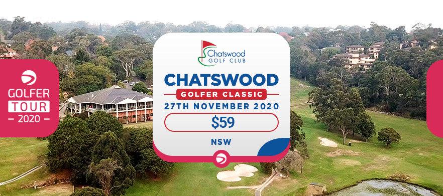 Chatswood Golf Day Fri 27th November 2020!