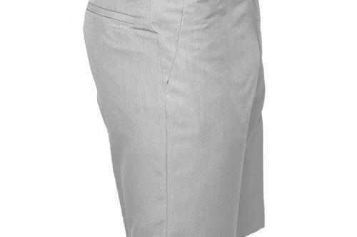 Stromberg Mens Light Grey Sintra Shorts - Image 1