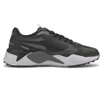Puma RS-G Golf Shoes - Black/Dark Shadow - Image 1