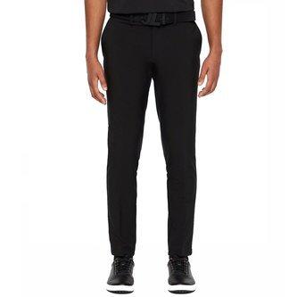 J.Lindeberg Ellott Tight Micro Stretch Golf Pants - Black - Image 1