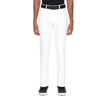 J.Lindeberg Ellott Tight Micro Stretch Golf Pants - White - Image 1
