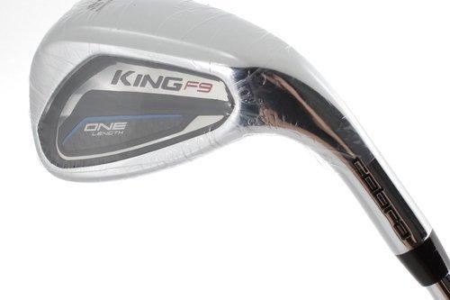 New Cobra King F9 One Length Gap Wedge Steel Regular Flex H1802 - Image 1