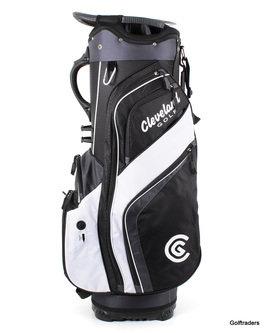 New Cleveland Lite Cart Golf Bag Black / Charcoal / White H1838 - Image 1