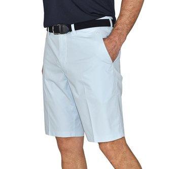J.Lindeberg Somle Tapered Fit Light Poly Golf Shorts - Skyrim - Image 1