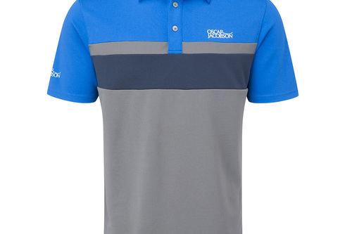 Oscar Jacobson Boston Golf Polo Shirt - Image 1