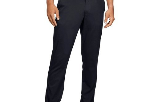 Under Armour Showdown Tapered Golf Pants - Black - Image 1