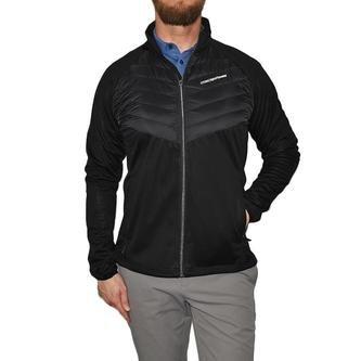 Cross Stance Waterproof Jacket - Black - Image 1
