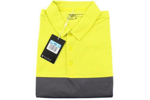 New Nike Golf Men's Dri-Fit Standard Fit Golf Shirt 833067 358 Size M H2003 - Image 1