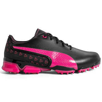 PUMA Golf Limited Edition IGNITE PROADAPT Warning Golf Shoes - Image 1