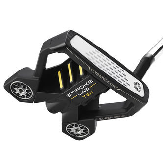 Odyssey Stroke Lab Mens Black Ten S Right Hand Putter - Image 1