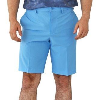 J.Lindeberg Eloy Reg Fit Micro Stretch Golf Shorts - Ocean Blue - Image 1