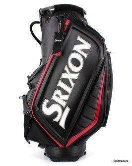New Srixon 2020 Tour Golf Staff Bag Black H2158 - Image 1